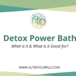 Detox Power Bath